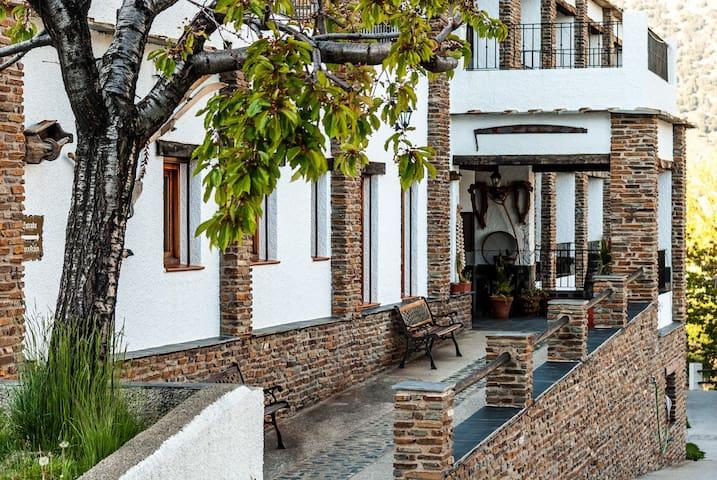 Habitación de Hotel en Trevélez