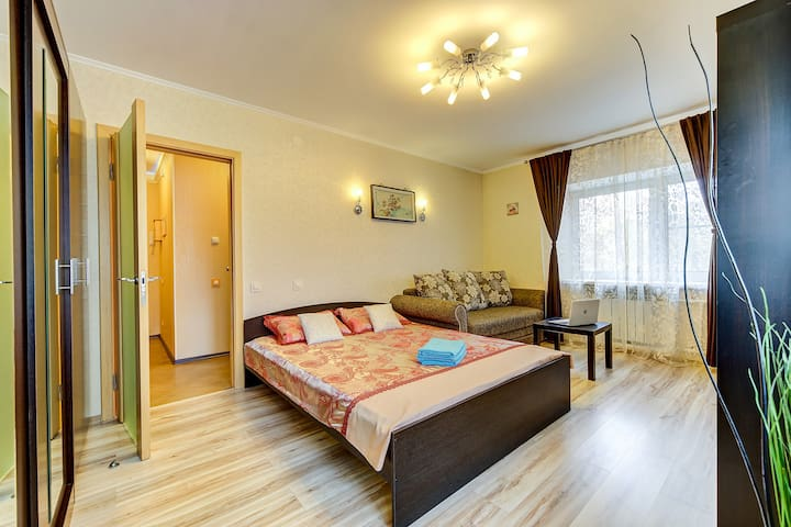 Apartaments on Prospekt Lenina 38 - Vyborg - Appartement