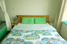 舒适的床品和功能枕