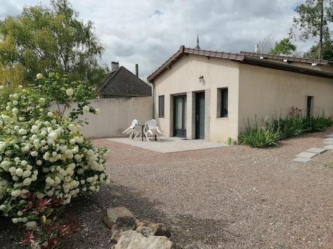 Studio indépendant proche de Troyes