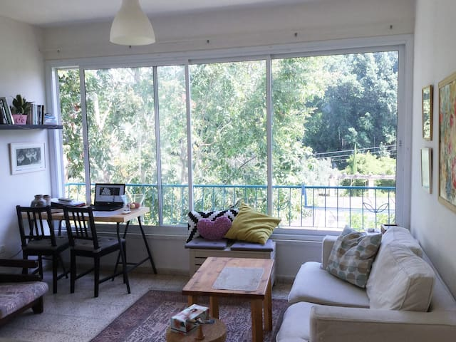 Lovely apartment in Rehovot - Rehovot - Daire
