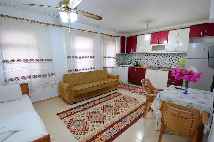 Kaya Apart Datca One Bedroom Apartment Next To Sea