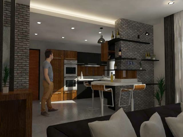 Garden city... - Sulaymaniyah Governorate - Apartment