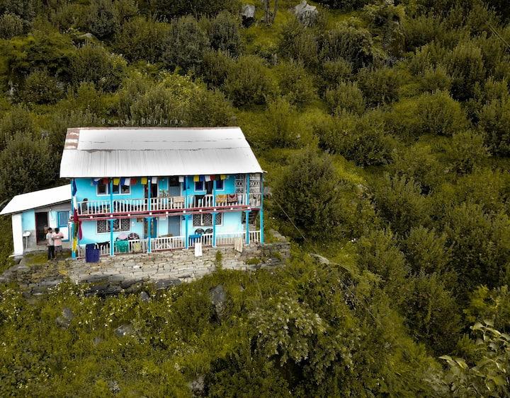Bawray Banjaray Home - Vashisht, Manali