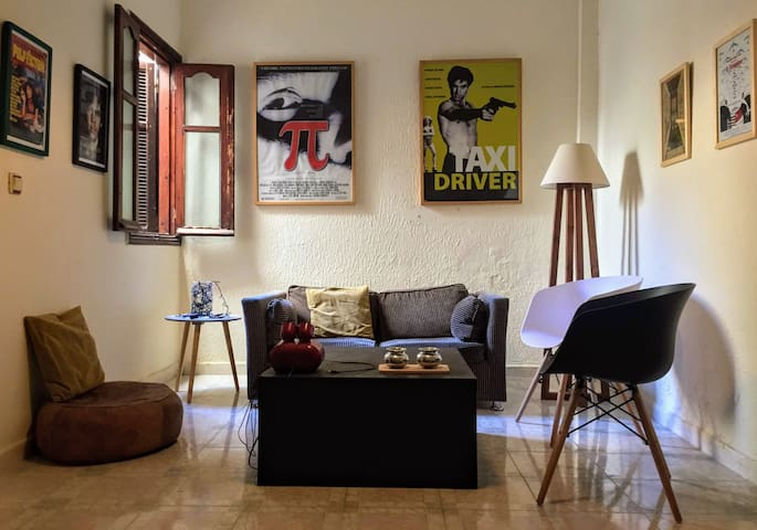 Private cosy room in central Tangier