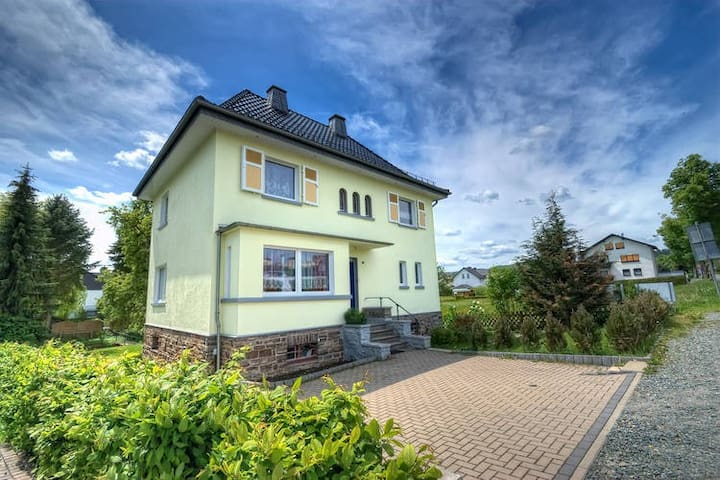 Picturesque Villa in Medebach near Ski Area
