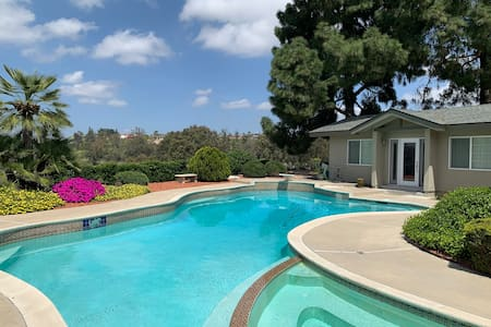 Private guesthouse for 2 in quiet Fletcher Hills