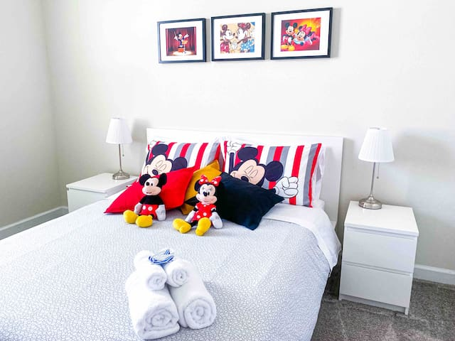 MICKEY'S ROOM / Near Disney, Stores & Outlet