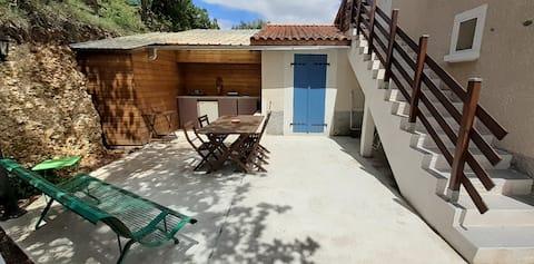 Le Petit Grillo - Holiday Cottage near the Verdon Gorges