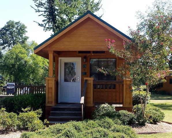 Lofted Cottage