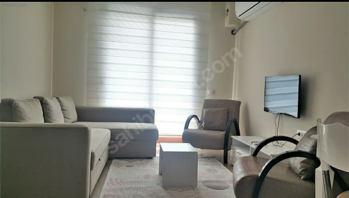 A luxury flat in the center of Izmir