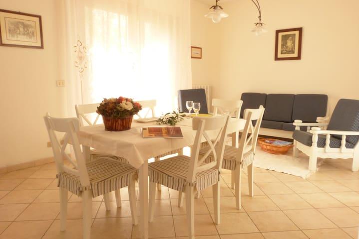 Apartment in Chianti with garden - San Casciano in Val di Pesa - Lejlighed