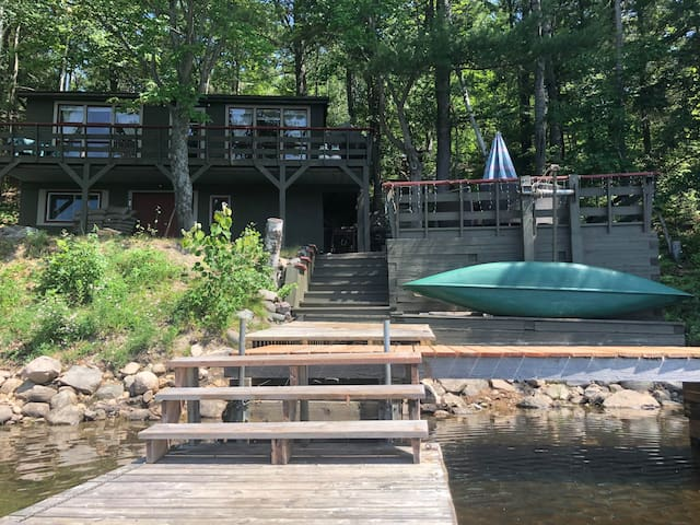 Waterfront Cottage on the French River! 2019