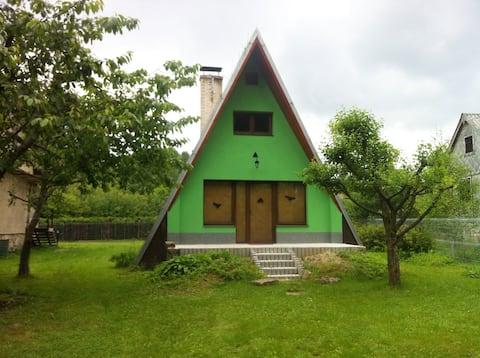 lovely cottage in a rural village