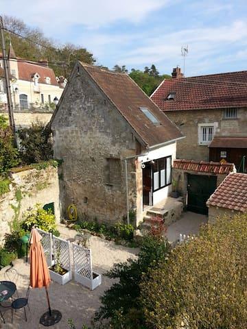 LE PETIT VALAMBOURG - Auvers-sur-Oise - House