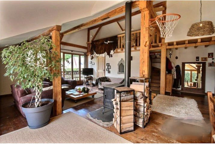 Spacious maisonette for a perfect ski holiday