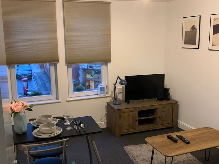 Spacious one bed flat in the heart of Bristol
