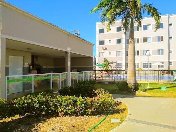 Apartamento funcional, com localização ideal!