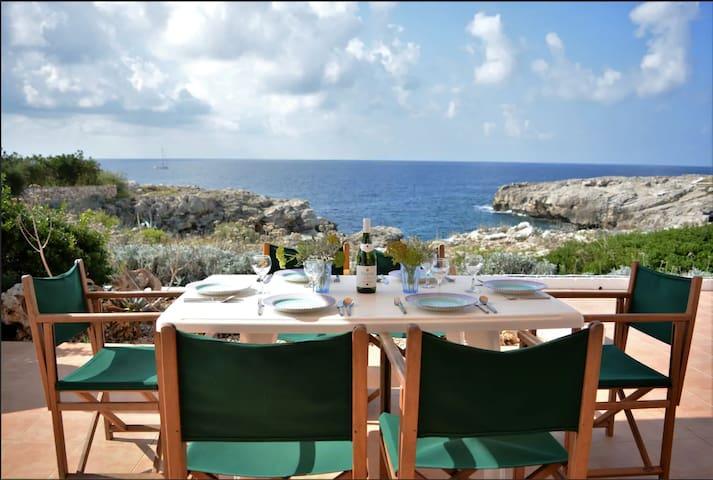 Villa Feliz - Binibequer, Menorca