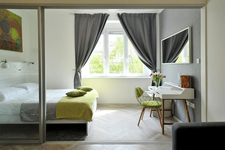 City Park Studio - Zagreb - Lägenhet