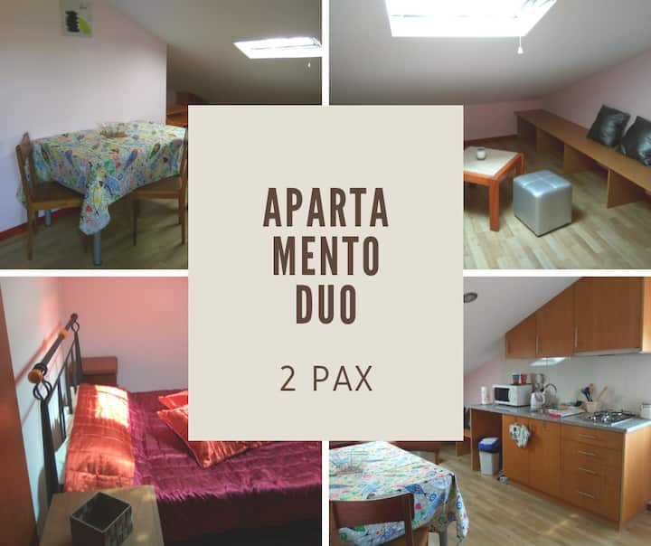 Apartamento de férias para 2 pessoas_Caminha