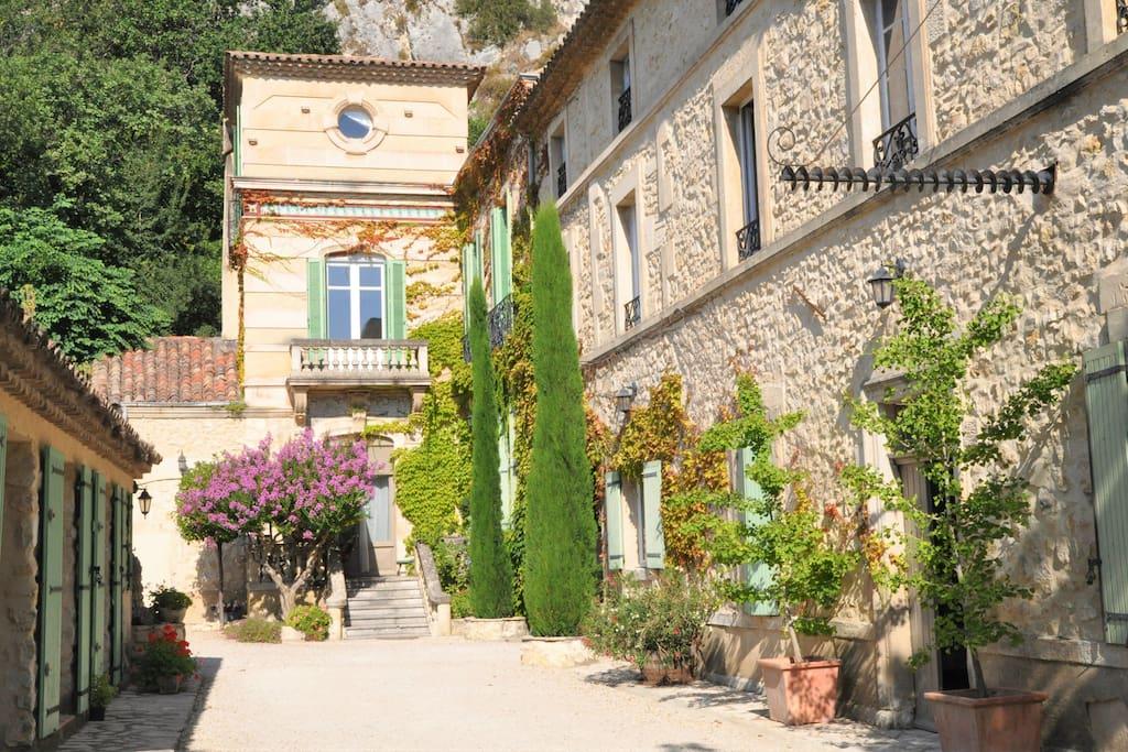 Moulin de la Roque Chateau/Manor house