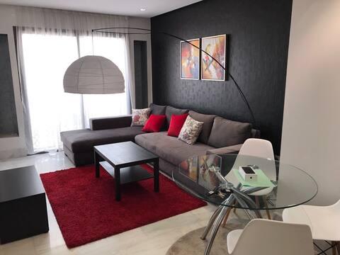 Casablanca Studio tres (NetFlix, IpTV & Fibre)