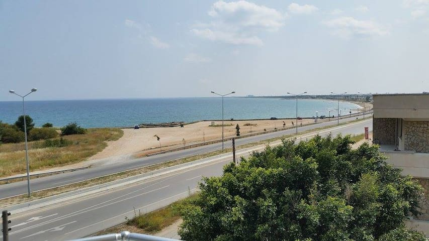 Open Planed, Luxury Beach side Apartment