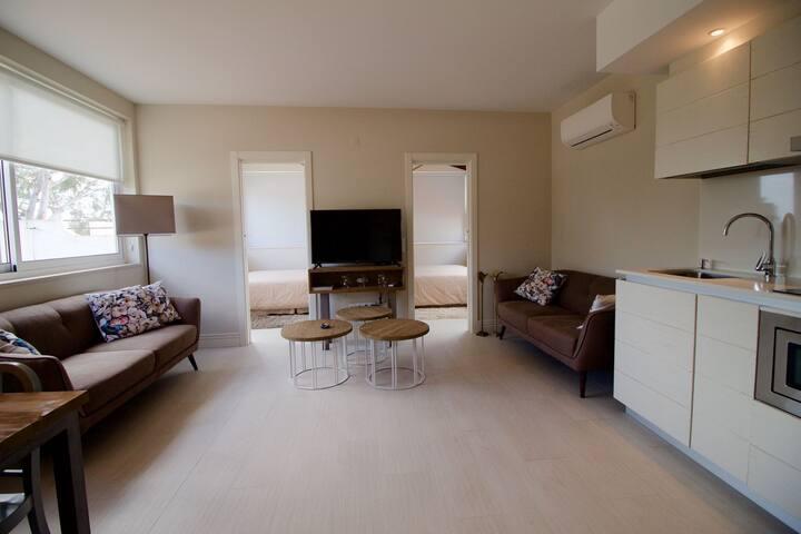 Relajante, moderno, 2 dormit. a metros de la playa - Cacela Velha - Apartamento