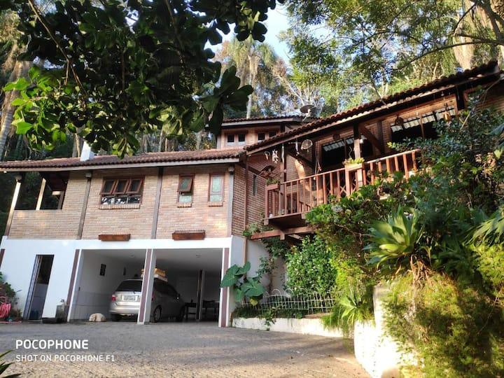 Casa de campo na Serra da Cantareira