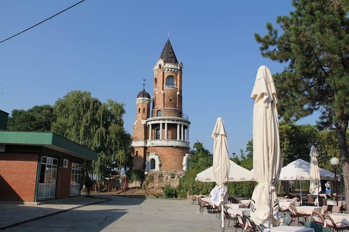 Gardoš tower