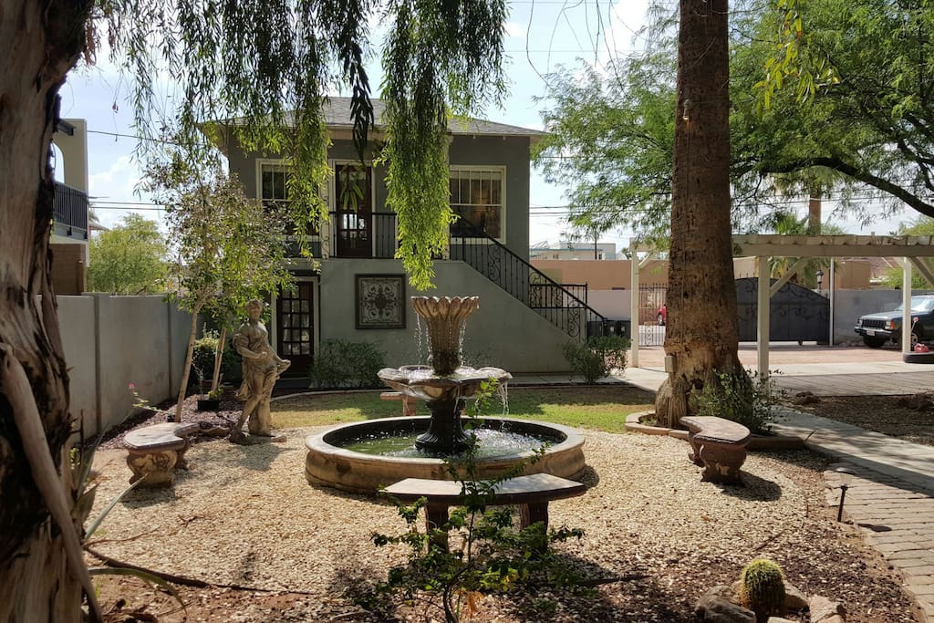 Heart Of Downtown Historic Guest Hs Apartments For Rent In Phoenix Arizona