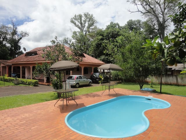 Room near Iguassu Falls