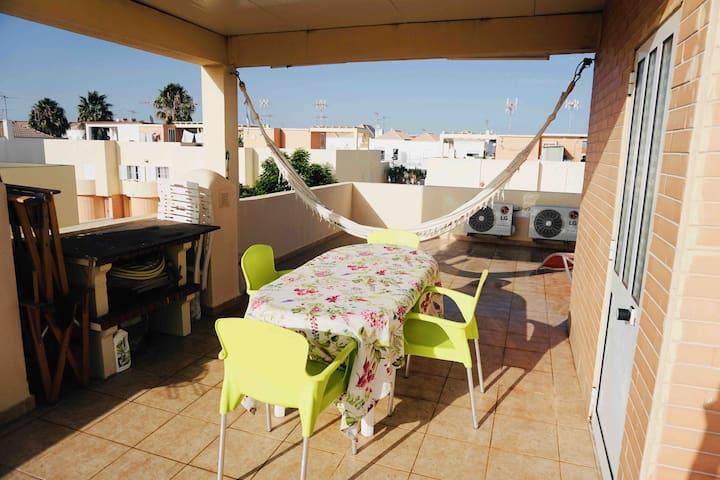 2 Bedroom in Manta Rota, Algarve