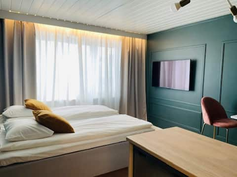 One Room 'Hotel Style' Apartment in Loimaa