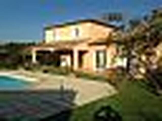 Villa plein sud piscine campagne - Draguignan - Hus