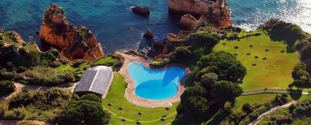 Beach House, private pool - Alvor - Huvila