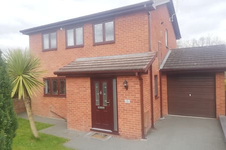 3 bed detached house medical key worker relocation