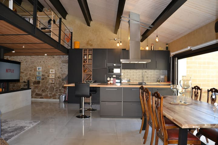 El Loft de Can Padrosa *Nueva construcción*
