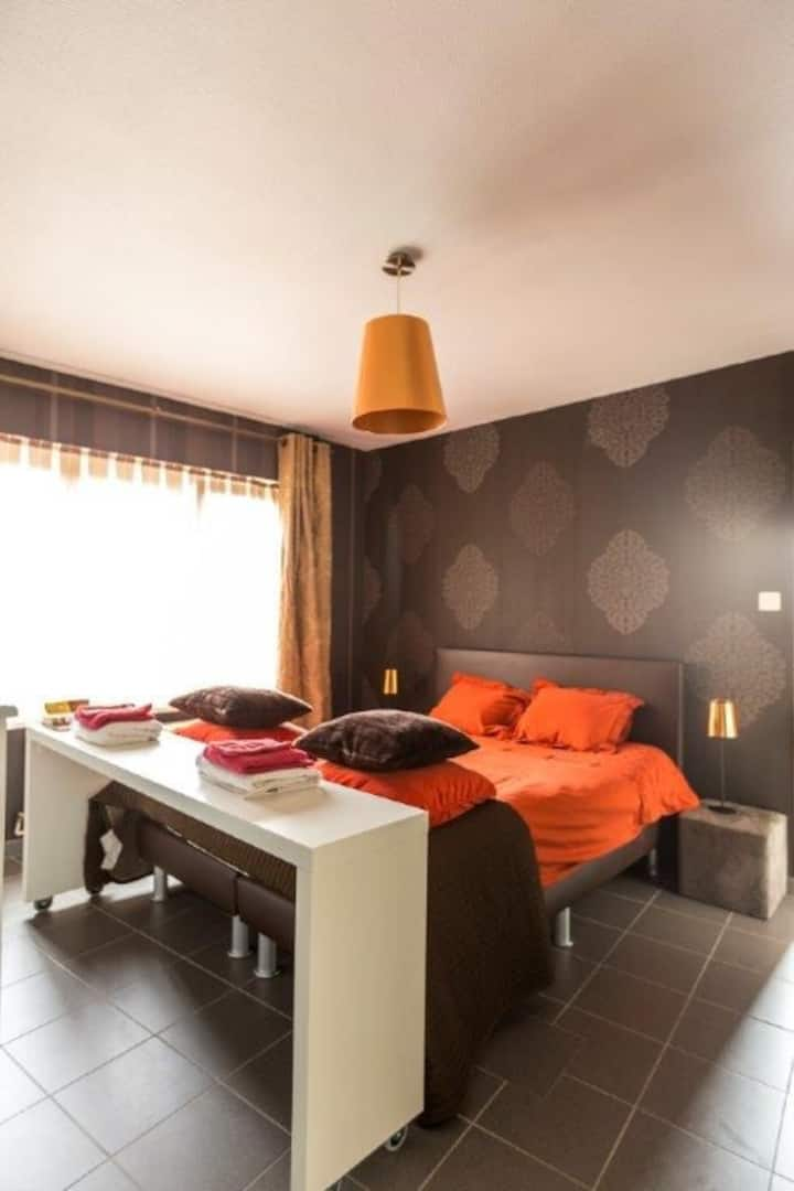 Bed & breakfast close to the heart of Bruges