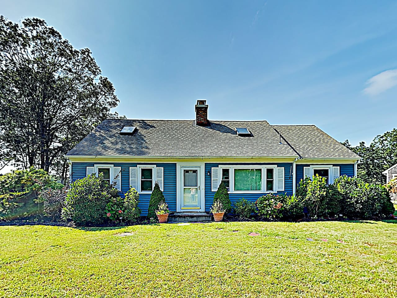 Welcome to Falmouth! This classic Cape-style house is professionally managed by TurnKey Vacation Rentals.
