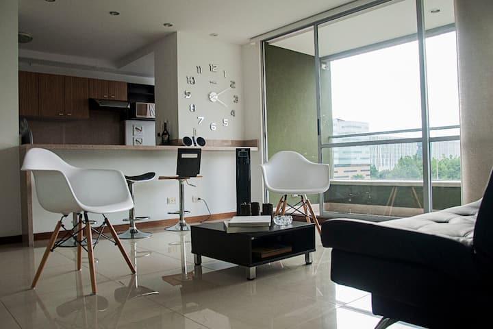 Apartamento en Ciudad del Rio, cerca de todo.
