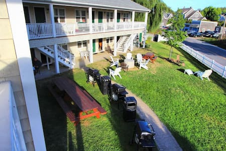 Island Manor Resort in glorious Block Island