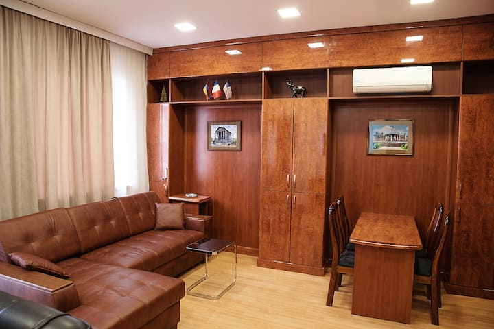 Yerevan Rest Apartments Business