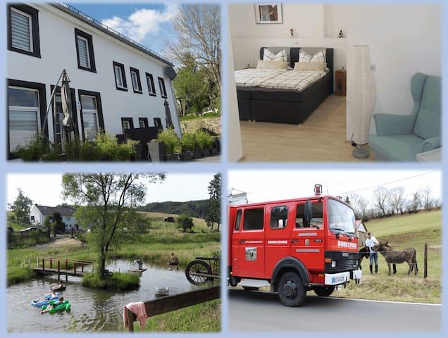 "Guesthouse ""Nettes Landhaus"" - sole use - 130qm"