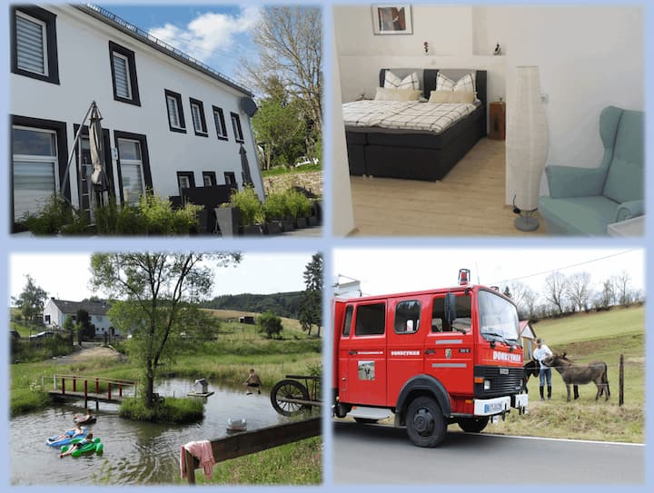 "Guesthouse ""Nettes Landhaus"" - sole use - 130qm"