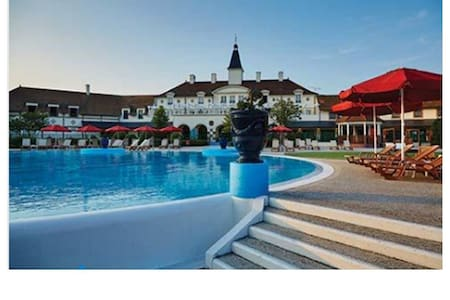 Marriott's Village d'Ile-de-France a 6km de Disney - Bailly-Romainvilliers
