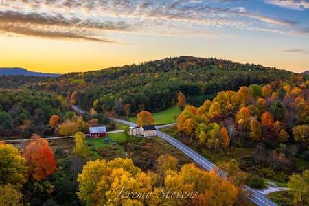Beautiful Vermont Mini  Farm