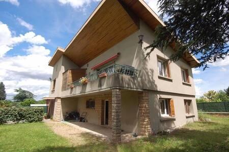 Maison au calme a 9 km de Lyon - Rochetaillée-sur-Saône