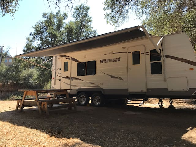 Enjoy your Idle time in Oakhurst RV
